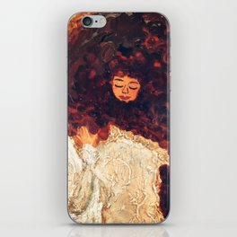 Tresses iPhone Skin