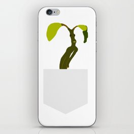 Bowtruckle iPhone Skin