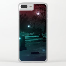Posey Chapel Hill Clear iPhone Case