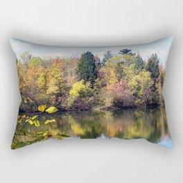 Fall Color Rectangular Pillow