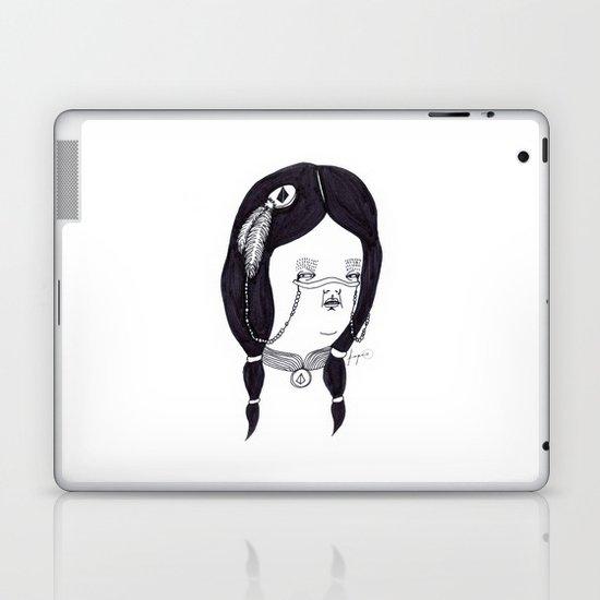 Apache Wife Laptop & iPad Skin