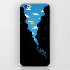 Skydiver iPhone Skin