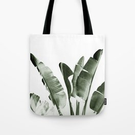 Traveler palm Tote Bag