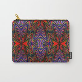 Tiki Butterfly... Carry-All Pouch