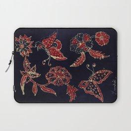 The Batik Art ! Laptop Sleeve