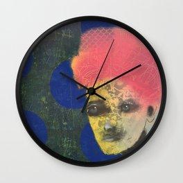 Brokade Wall Clock