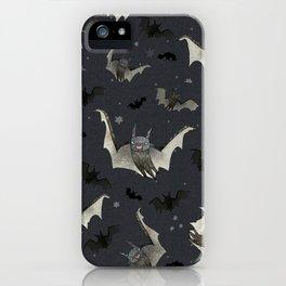 gone batty iPhone Case
