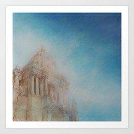 Air of St. Bartholomew Art Print