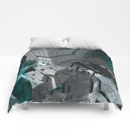 Fractaled Comforters