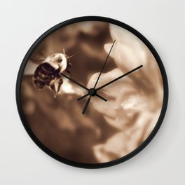Just about there Wall Clock