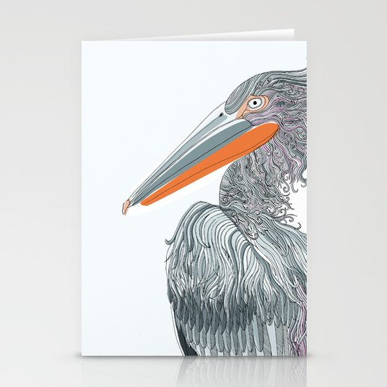Pelican Island Stationery Cards