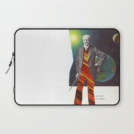Professor OrangePants Laptop Sleeve