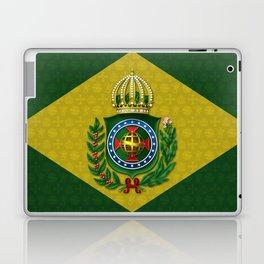 Dom Pedro II Coat of Arms Laptop & iPad Skin