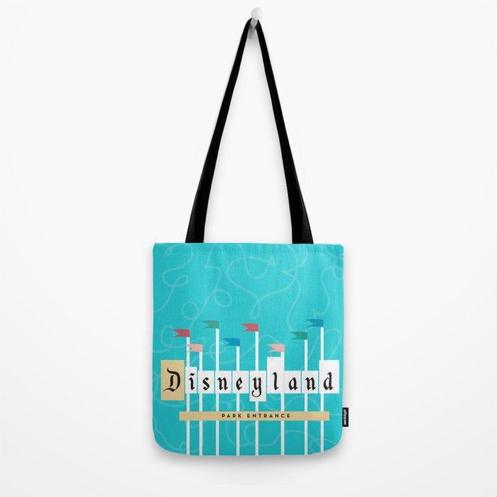 Park Entrance | Disney inspired Tote Bag