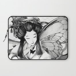 Madam Butterly Laptop Sleeve