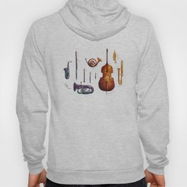 Wind Orchestra Hoody