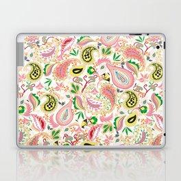 PinkPaisly2 Laptop & iPad Skin