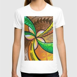 Abstract Pua T-shirt