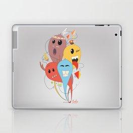 El trio Laptop & iPad Skin