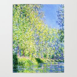 Monet: Bend in the River Ept Poster