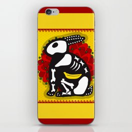 NOT SO DAY OF THE DEAD iPhone Skin