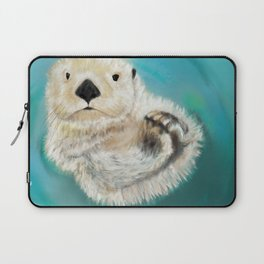 You Otter Chill Laptop Sleeve