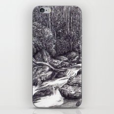 Black and White 6 iPhone & iPod Skin