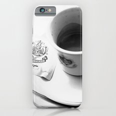 Coffee in Venice Slim Case iPhone 6s