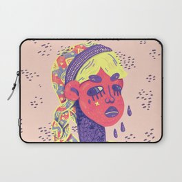 Angry medusa Laptop Sleeve