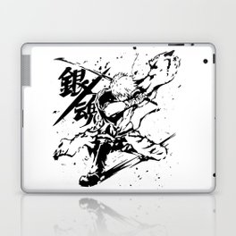 The Founder of Gintama Anime - Sakata Gintoki Laptop & iPad Skin