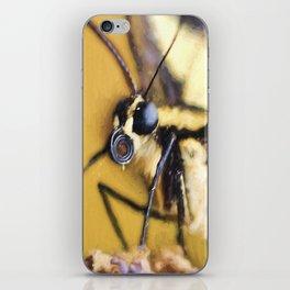 Summer Butterfly iPhone Skin