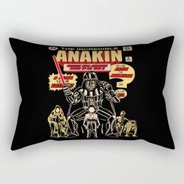 The Incredible Anakin Comic  Rectangular Pillow