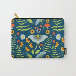Forest Summer Carry-All Pouch