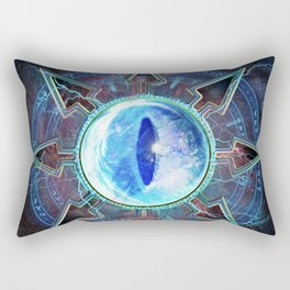 Chaos Icon - Tzeentch Rectangular Pillow