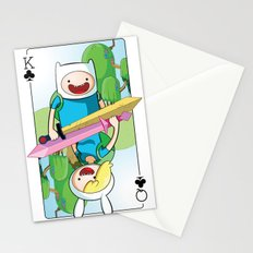 Adventure Time: Finn & Fionna Stationery Cards
