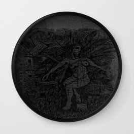 Mother_Creation Wall Clock