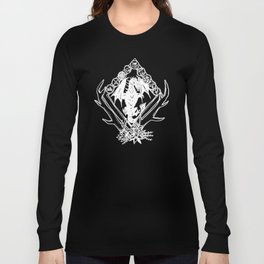 Dragon in the North Long Sleeve T-shirt