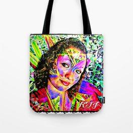 Efflorescent Tabitha Tote Bag