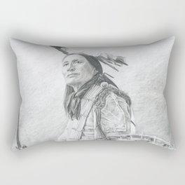 Taopi Ota - Lakota Sioux Rectangular Pillow