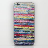 knitting iPhone & iPod Skins featuring Knitting by Asta Buteniene