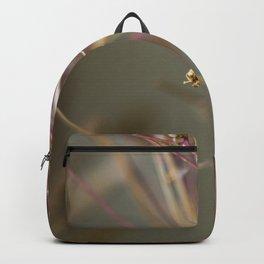 Dry flowers Backpack