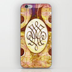 Dale (#TheAccessoriesSeries) iPhone & iPod Skin