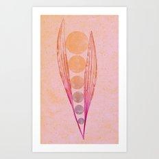 no GMO Art Print