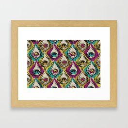 Eyeful/Jewel Framed Art Print