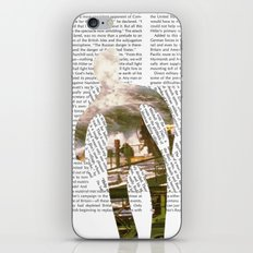 Media Landscape Walkers 2 iPhone & iPod Skin