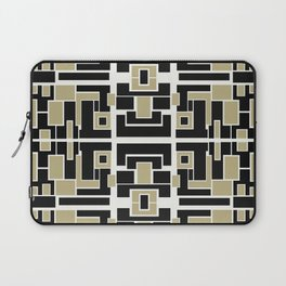 Square Boxes Design Laptop Sleeve