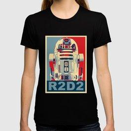 R2D2 Framed T-shirt