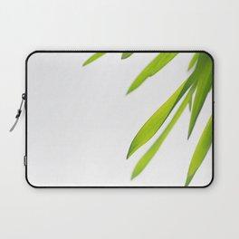 Green Grass background pattern Laptop Sleeve