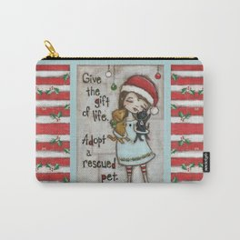 The Gift of Life - by stuDIo DUDA art Carry-All Pouch