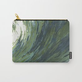 Big Pacific Ocean Wave Carry-All Pouch